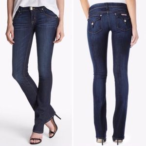 Hudson Beth Baby Boot Cut Jeans, 27
